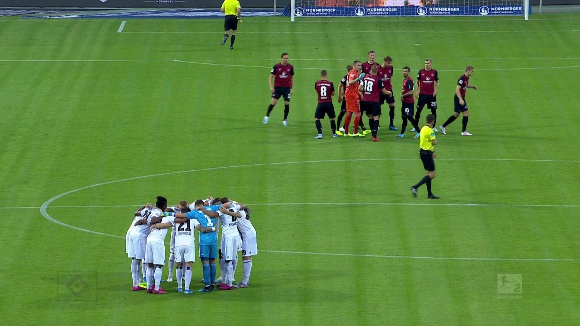 Pokalspiel Hsv Nürnberg