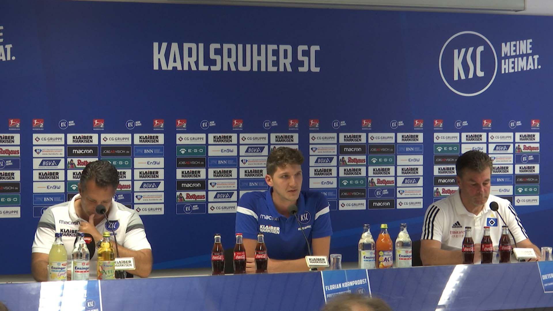 Karlsruhe Hamburg Live